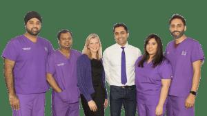 Dentist Wolverhampton Clinical Dentist Team at Rock House Dental Practice