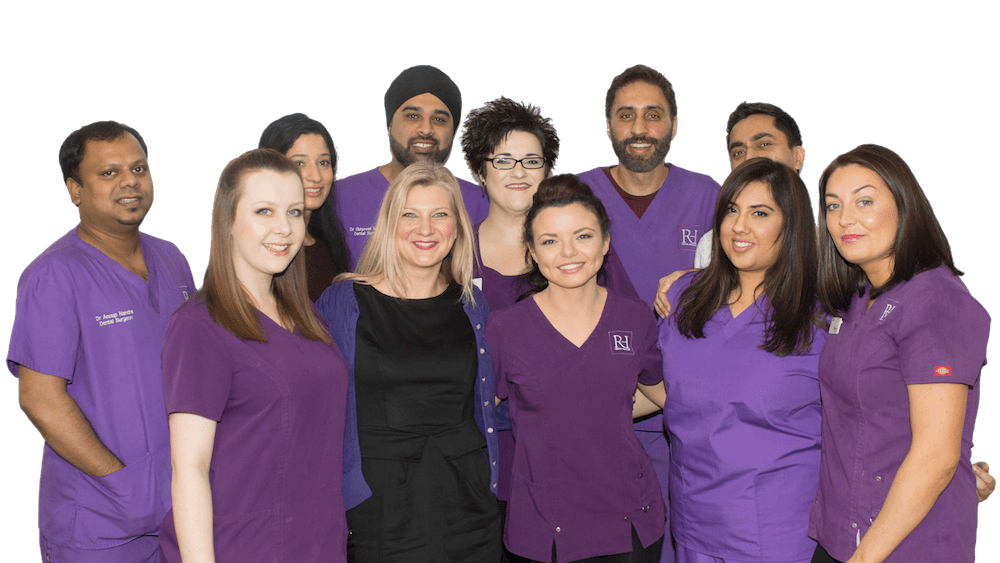 Our team at Rock House Dental Practice in Tettenhall Wolverhampton