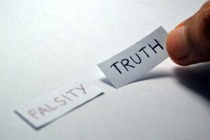 Orthodontics facts and myths labels