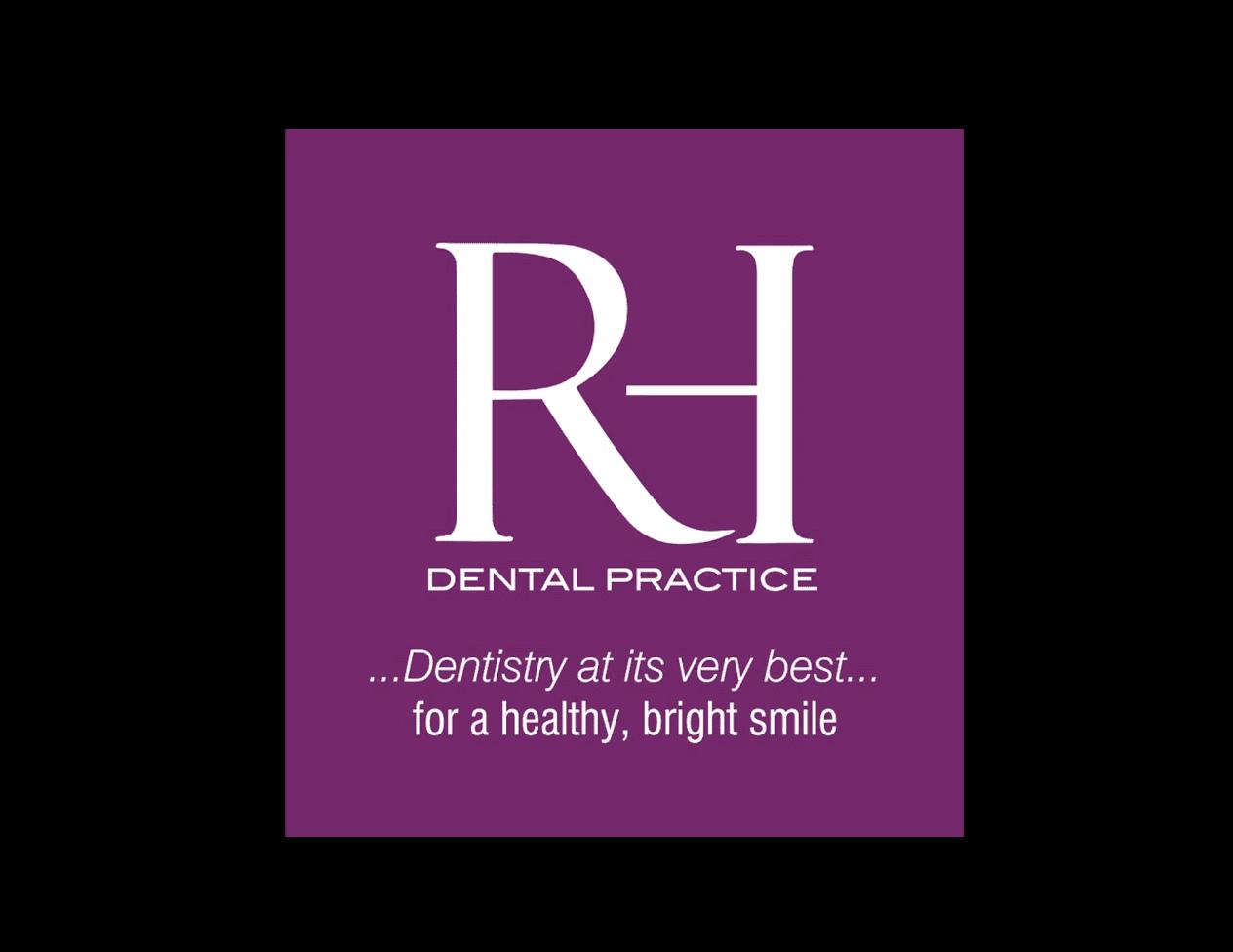 Rock House Dental Practice Logo for Video Overlay