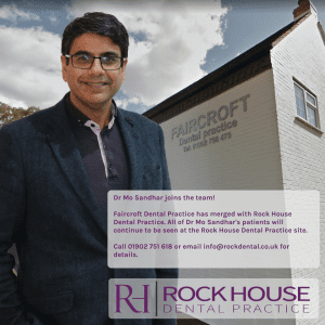 Mo Sandhar Faircroft Dental Practice Background Dentist Wolverhampton