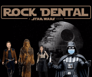 StarWars Rock Dental