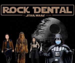 StarWars Rock Dental Wolverhampton Dentist