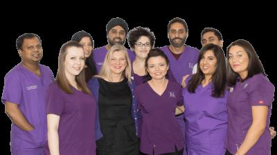 Rock House Dental Practice Dentist in Wolverhampton Team