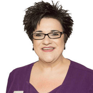 Faye Vaughan Dental Receptionist Rock House Dental Practice Headshot Wolverhampton Dentist
