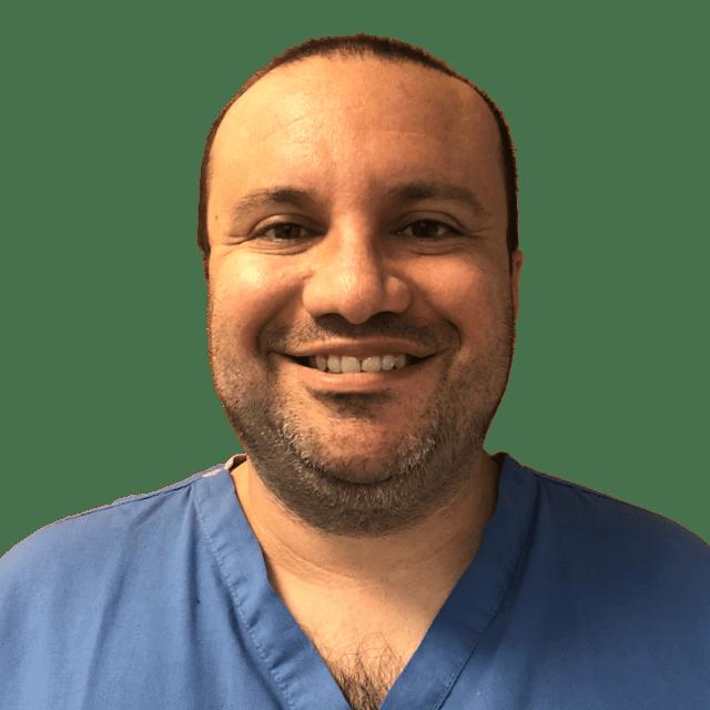 Juan Dopazo Implants and Oral Surgery, Rock House Dental Practice Headshot