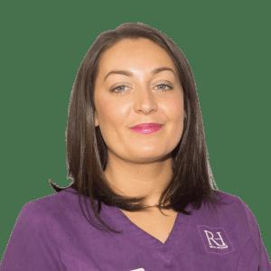Dentist in Wolverhampton Natalie Doughty Practice Manager Rock House Dental Practice Headshot Wolverhampton Dentist