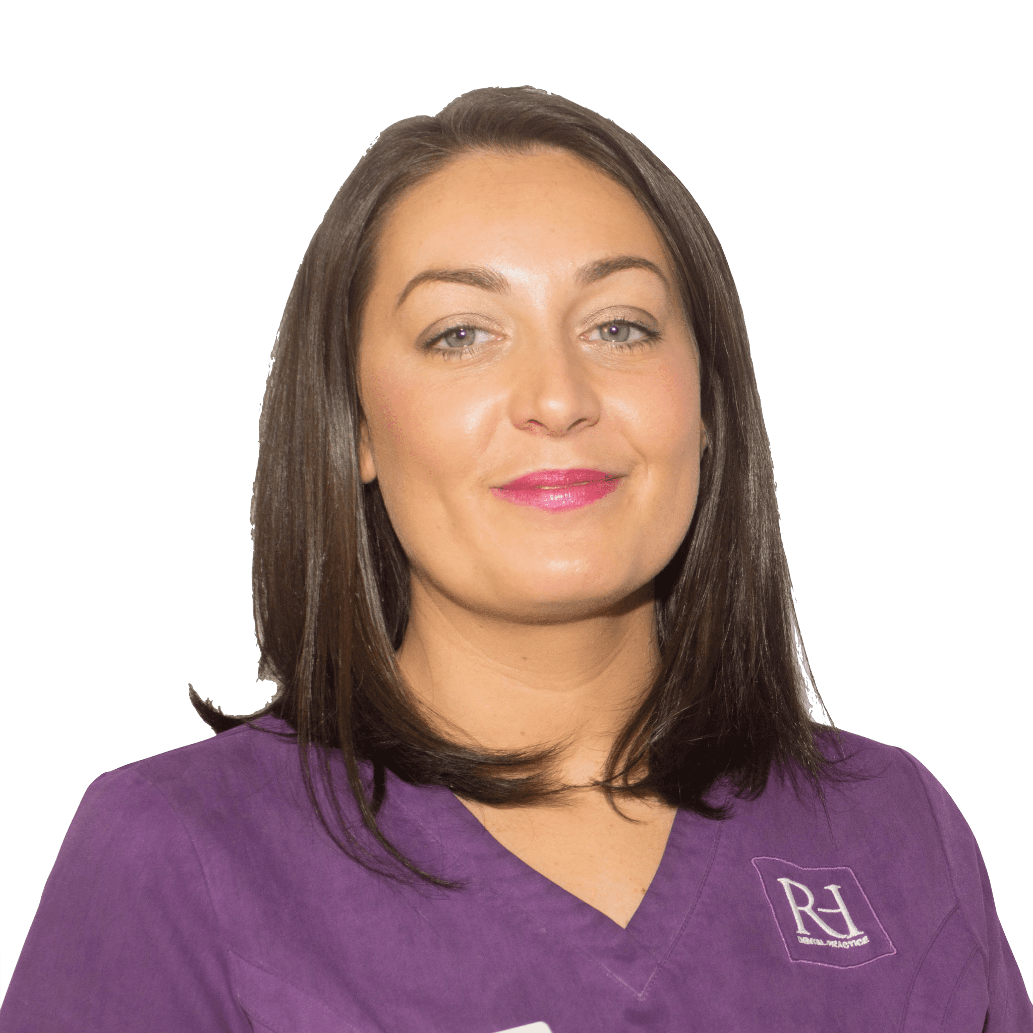 Natalie Doughty Practice Manager Rock House Dental Practice Headshot